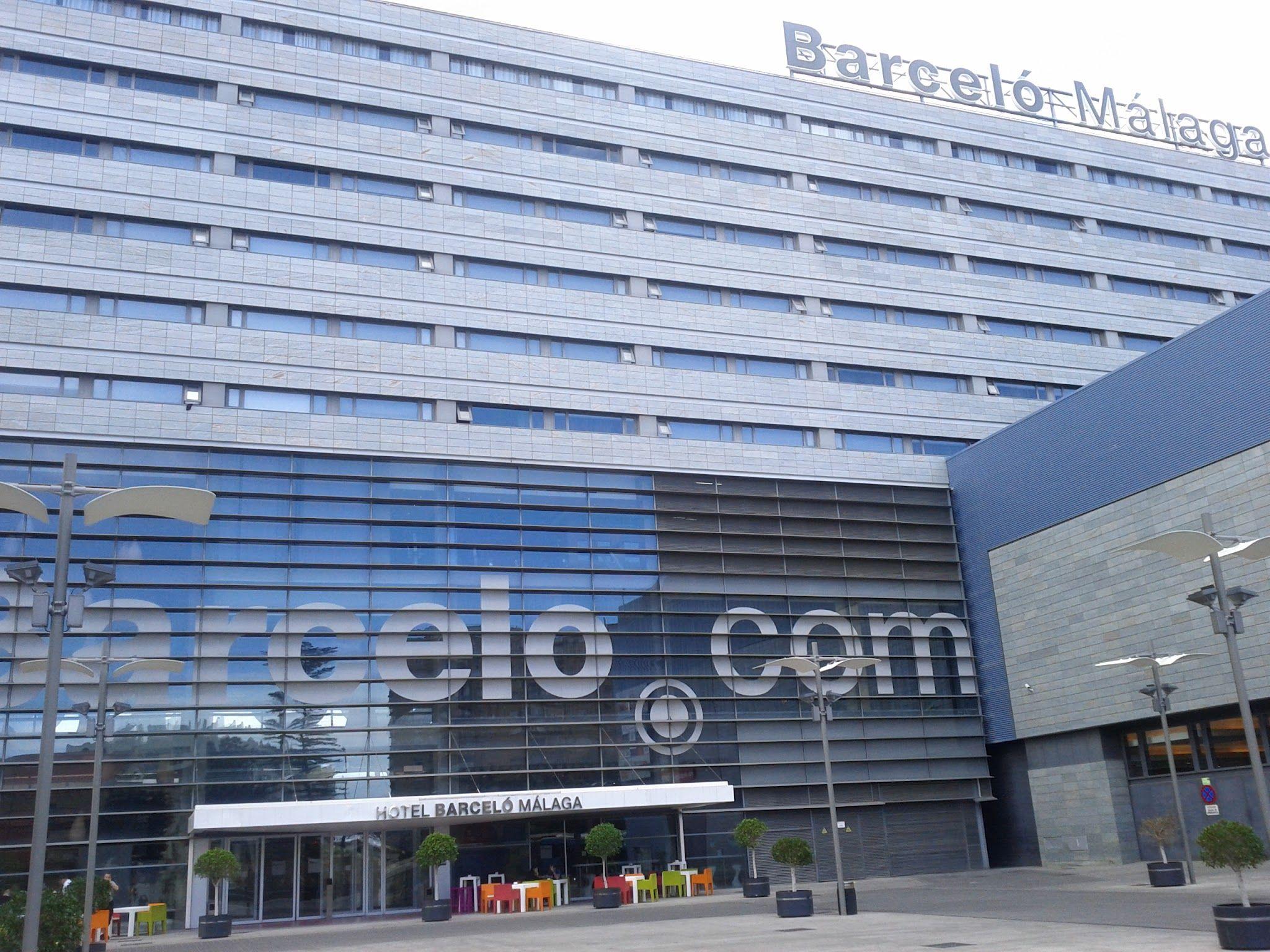 Barceló Málaga Exterior