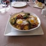 Restaurante La Orza, Toledo: Respirando historia