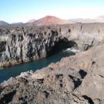 Los Hervideros – Lanzarote:  Bufaderos naturales de lava