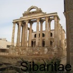 Templo de Diana – Mérida (Badajoz): Patrimonio de la Humanidad UNESCO